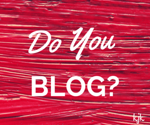 Why Having a Blog Makes Sense