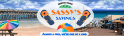 Sassy's Savings Always a Find We're One of a Kind