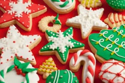 De-Stress with Christmas Cookies